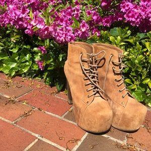 Jeffrey Campbell Lita Boots 😍
